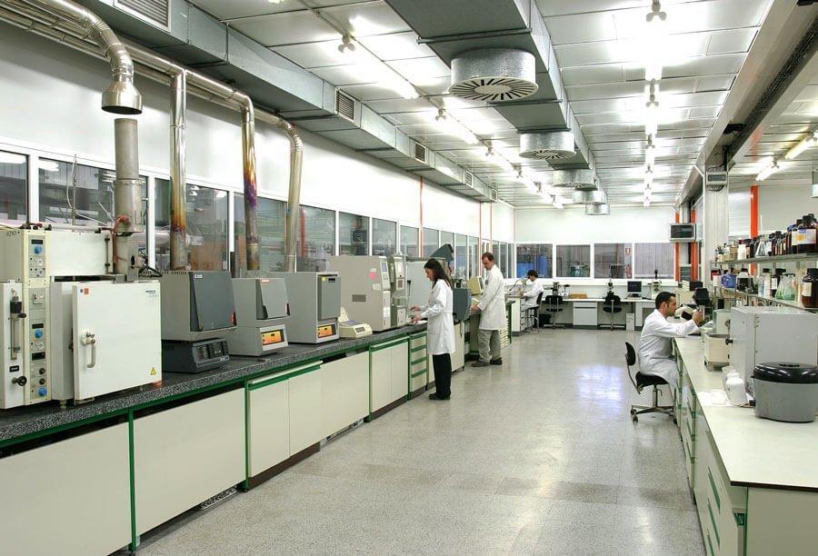 Laboratorio Microfusión Ecrimesa Group
